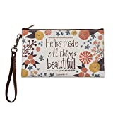 Brownlow Gifts Zippered Bag, He Has Made All Things Beautiful
