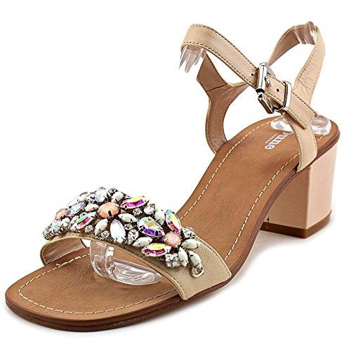 Dune London Women's Mahala Dress Sandal, Blush, 7 M (Dune Shoes)