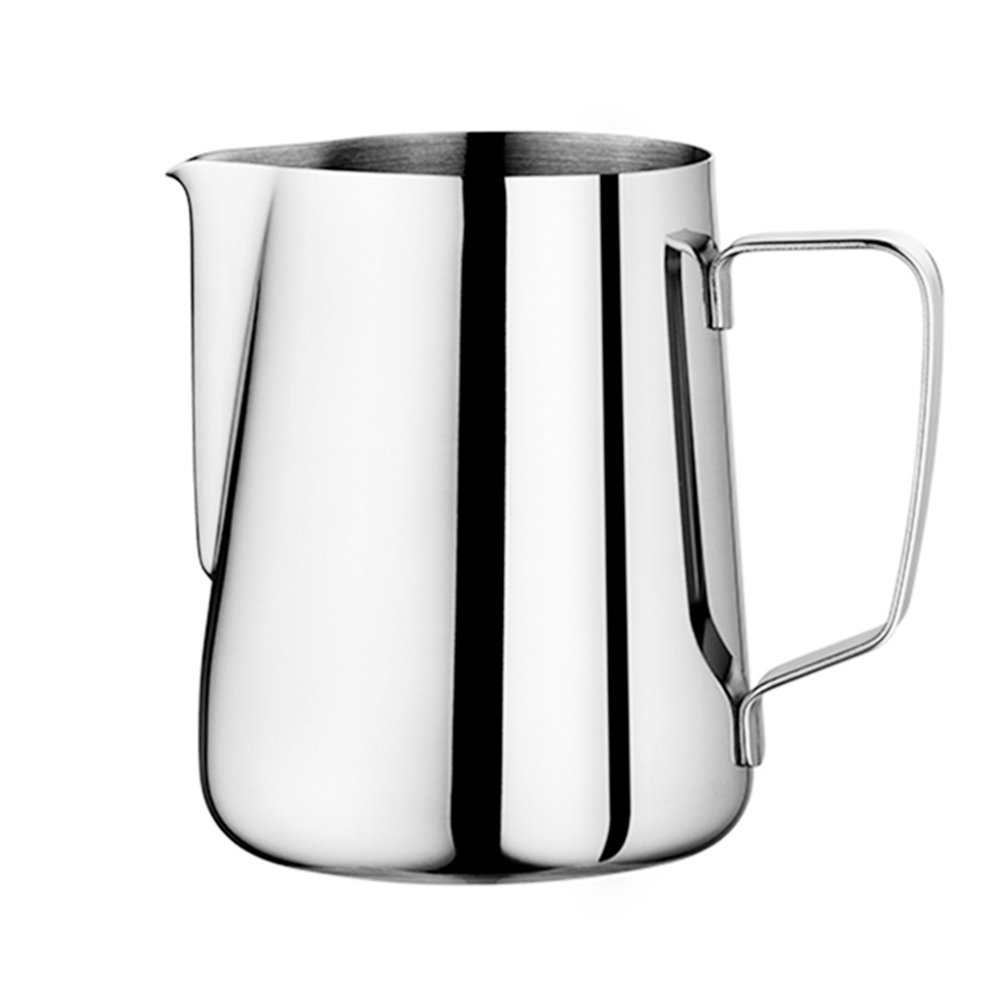 Milk Pitcher - Duolo Stainless Steel Creamer Coffee