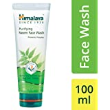 Himalaya Herbals Purifying Neem Face Wash, 100ml