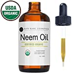Best Neem Oils - Neem Oil (4oz) by Kate Blanc. USDA Certified Review