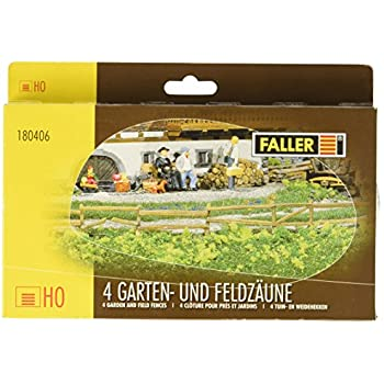Sonstige Faller 180554 Garden Design Elements II Scenery and Accessories