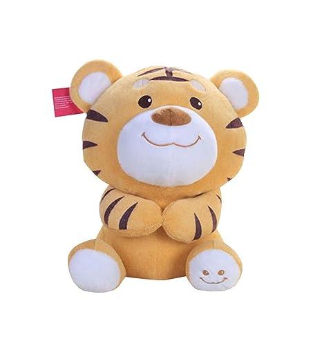 Bonito Tiger, niños grandes regalos bonito mano Cojín de ...