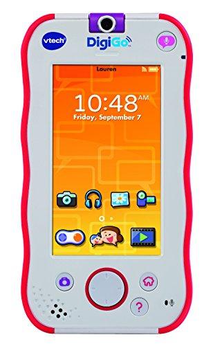 Vtech Digigo Electronic Toy Pink Amazon Co Uk Toys Games