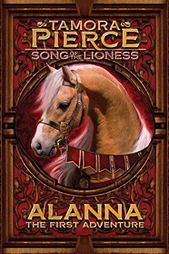 Book cover for Alanna: The First Adventure
