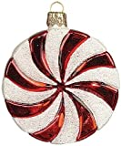 Christmas Candy Polish Glass Christmas Ornament