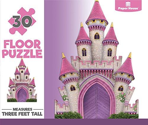 Paper House Productions PUZ-4002E Floor Puzzle, Magical ()