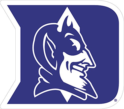 Decal Blue Devils - Duke University Large 12