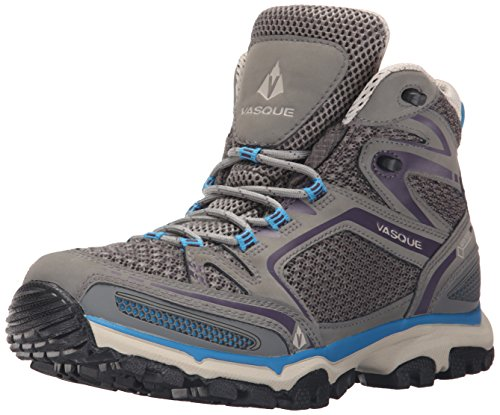 Waterproof Gore Hiking Boots (Vasque Women's Inhaler II Gore-Tex Hiking Boot, Moon Mist/Plum, 8 M US)
