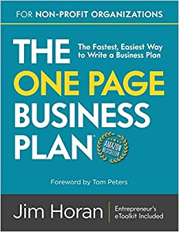 The one page business plan for non profit organizations sample resume for fitter machinist