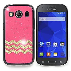 "Planetar ( Aves del estampado de flores del papel pintado"" ) Samsung Galaxy Ace Style LTE/ G357 Fundas Cover Cubre Hard Case Cover"