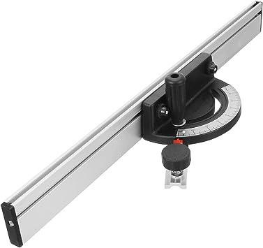 Herramienta de trabajo de madera para sierra de cinta, sierra de mesa, enrutador de ángulo, guía, valla, maquinaria de carpintería: Amazon.es: Bricolaje y herramientas