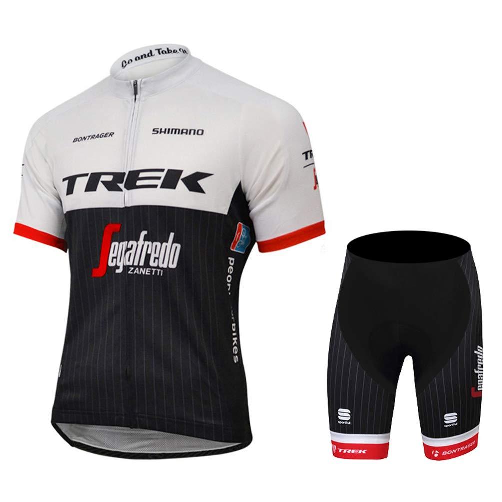 Sports Thriller Rider XiXiMei EU Stil 13 Mountain Bike Fahrradbekleidung für Herren MTB Fahrrad Radtrikot Kurzarm