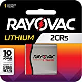 Rayovac RL2CR5-1 Size 2CR5 6V Photo Battery (Pack of 2)