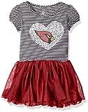 "NFL Toddler ""Celebration"" Sequin Tutu Dress-Black-2T, Arizona Cardinals"
