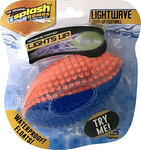 Luminator Lightwave Light-up Football]()