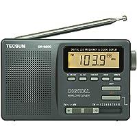 TECSUN DR-920C Digital FM/MW/SW World Band Radio (DR-920C)