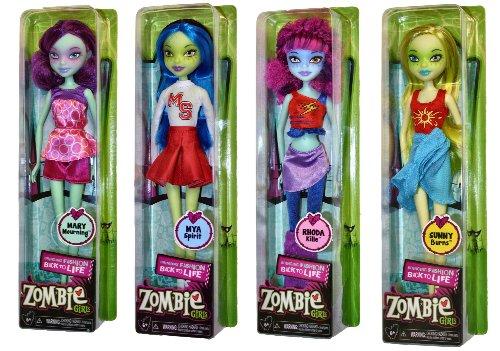 (Zombie Girls 11.5