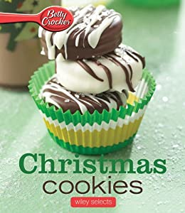 Betty Crocker Christmas Cookies Hmh Selects Betty Crocker Cooking