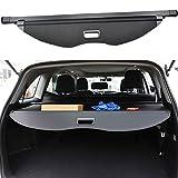 ford escape cargo organizer - Danti Black Retractable Rear Trunk Cargo Luggage Security Shade Cover Shield for Ford Escape 2013 2014 2015 2016 2017 2018
