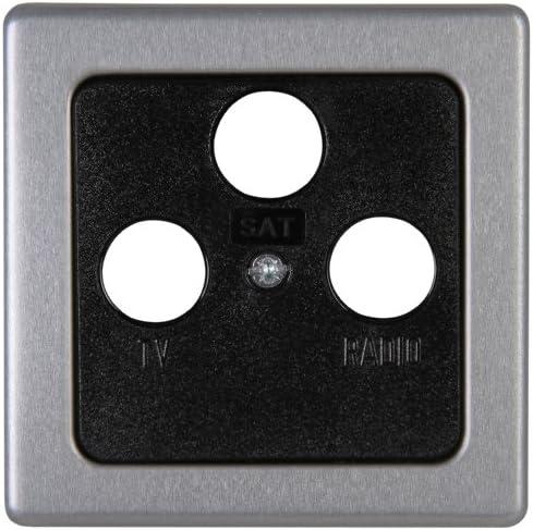 Kopp 337020180 Vision - Marco embellecedor para Conexiones de ...
