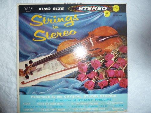 - Strings in Stereo, Crystal Studio Strings, MHK S.D. 1409