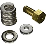 Pentair 53108900 Spring Barrel Nut Assembly Replacement Pool/Spa Cartridge and D.E. Filter