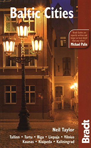 Baltic Cities (Bradt Travel Guide)