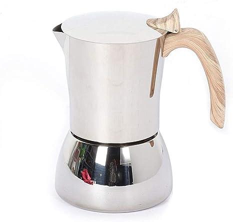 ZHJIUXING DQ Actualizar Cafetera, Estufa de Filtro Acero ...