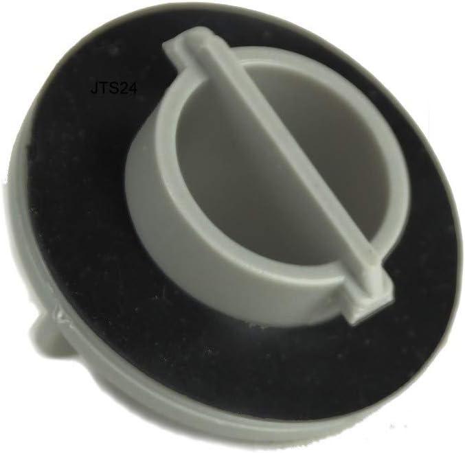 DeClean Ersatz Halter Verschluss Schraube für 4.075 012.0 Patronenfilter Lamellenfilter Filter Kärcher 6.414 552.0 WD3, WD3P, WD3.200, WD3.230,