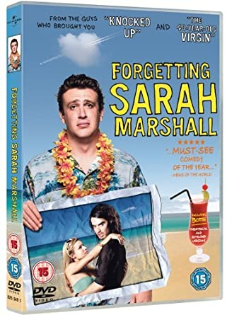 Forgetting Sarah Marshall Dvd 2008 Amazon Co Uk Jason Segel