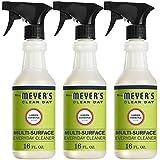 Mrs. Meyer's Clean Day Multi-Surface Everyday Cleaner, Lemon Verbena, 16 ounce bottle (Pack of 3)