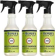 Mrs. Meyer's Clean Day Multi-Surface Everyday Cleaner, Lemon Verbena, 16 fl oz,