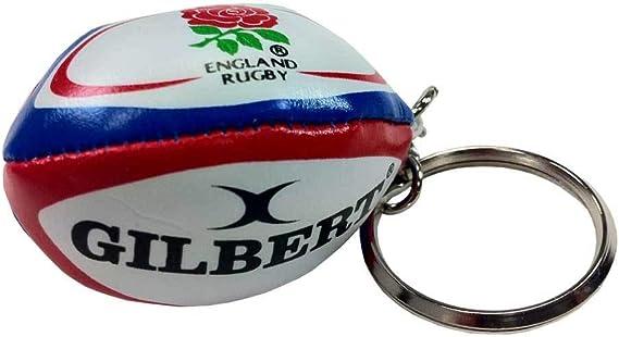 Gilbert Fiji Rugby Ball Keyring