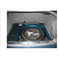 HushMat 650284 Sound and Thermal Insulation Kit (1958 Chevy Bel-Air - Trunk)