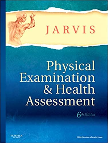 jarvis head to toe assessment