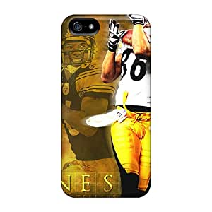 New Design Shatterproof WGM1258rlOq Case For Iphone 5/5s (pittsburgh Steelers)