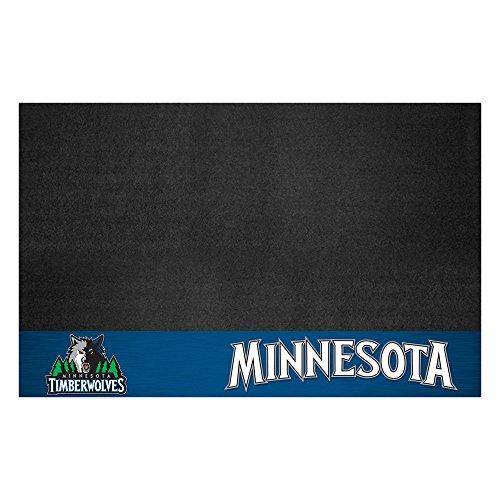 FANMATS 14212 NBA Minnesota Timberwolves Grill Mat by Fanmats