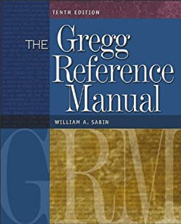 gregg reference manual a manual of style grammar usage and rh amazon com gregg reference manual 11th edition pdf gregg reference manual 11th tribute ed