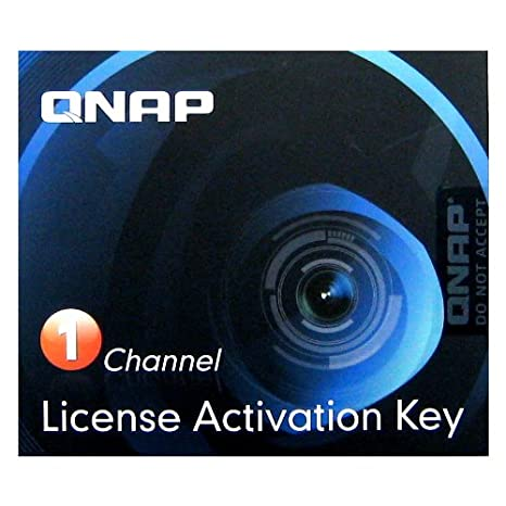 Amazon com: Qnap Camera License Activation Key for
