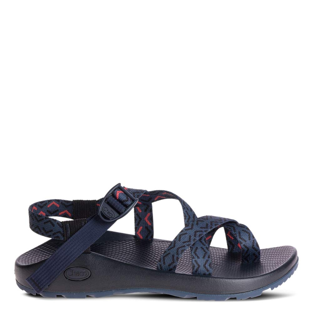 Chaco Men's Z2 Classic Sport Sandal, Stepped Navy, 10 M US by Chaco