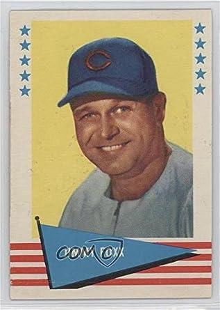 Amazoncom Jimmie Foxx Baseball Card 1961 Fleer Baseball