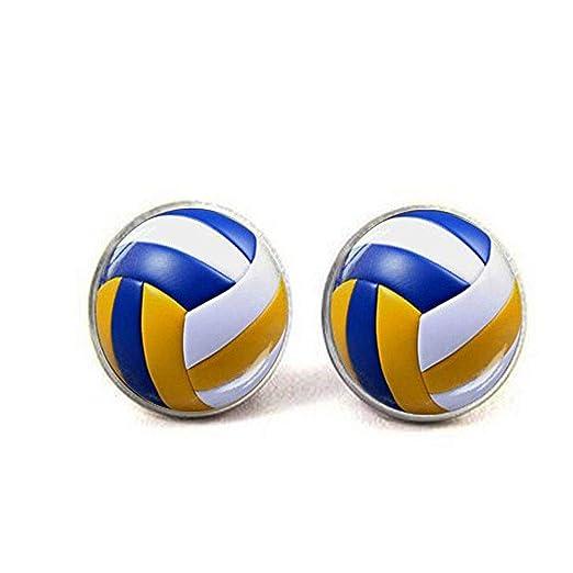 Gemelos de voleibol, bolas de voleibol para playa, deportes ...