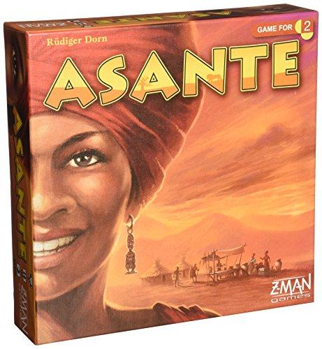 Asante board game