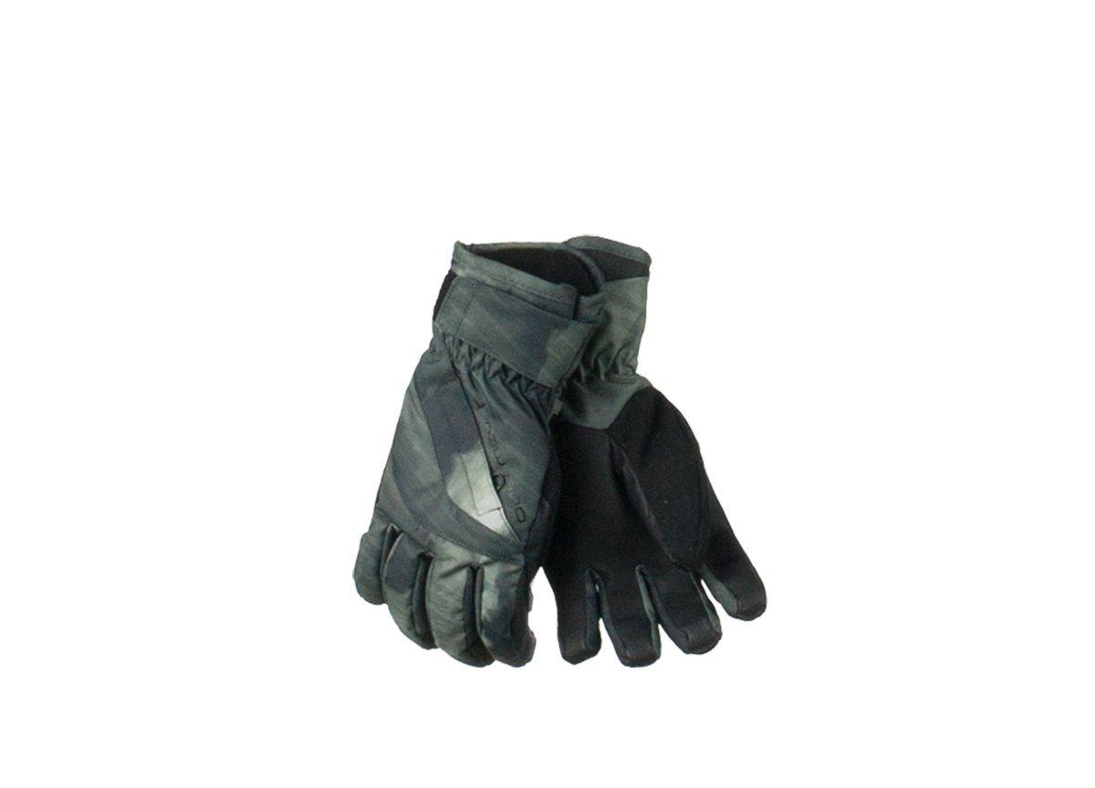 Obermeyer Teen Unisex Alpine Glove Storm Camo L