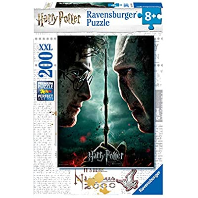 Ravensburger 12870 Harry Potter Puzzle 200 Pezzi