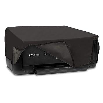 kwmobile Funda para Canon Pixma TS5150 / 5151 / MG 2555 - Cubierta Protectora Antipolvo de Impresora - Forro Protector Gris Oscuro