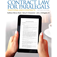 Contract Law for Paralegals: Traditional and e-Contracts (2-downloads)