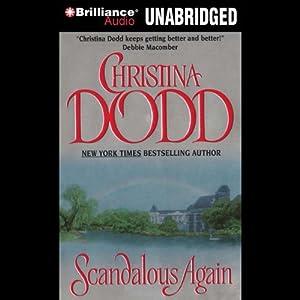 Scandalous Again Audiobook