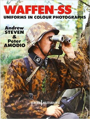 Waffen-ss (europa Militaria 6): Amazon co uk: Andrew Steven